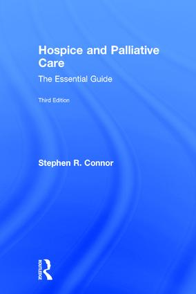 Hospice and Palliative Care: The Essential Guide book cover