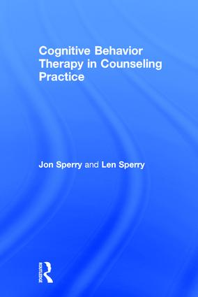 Cognitive Behavior Therapy in Counseling Practice
