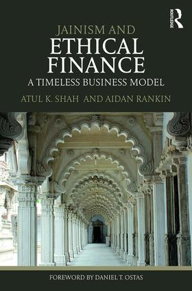 Jainism and Ethical Finance: A Timeless Business Model book cover