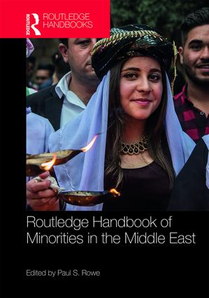 Routledge Handbook of Minorities in the Middle East book cover