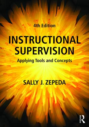 Instructional Supervision: Applying Tools and Concepts, 4th Edition (Paperback) book cover