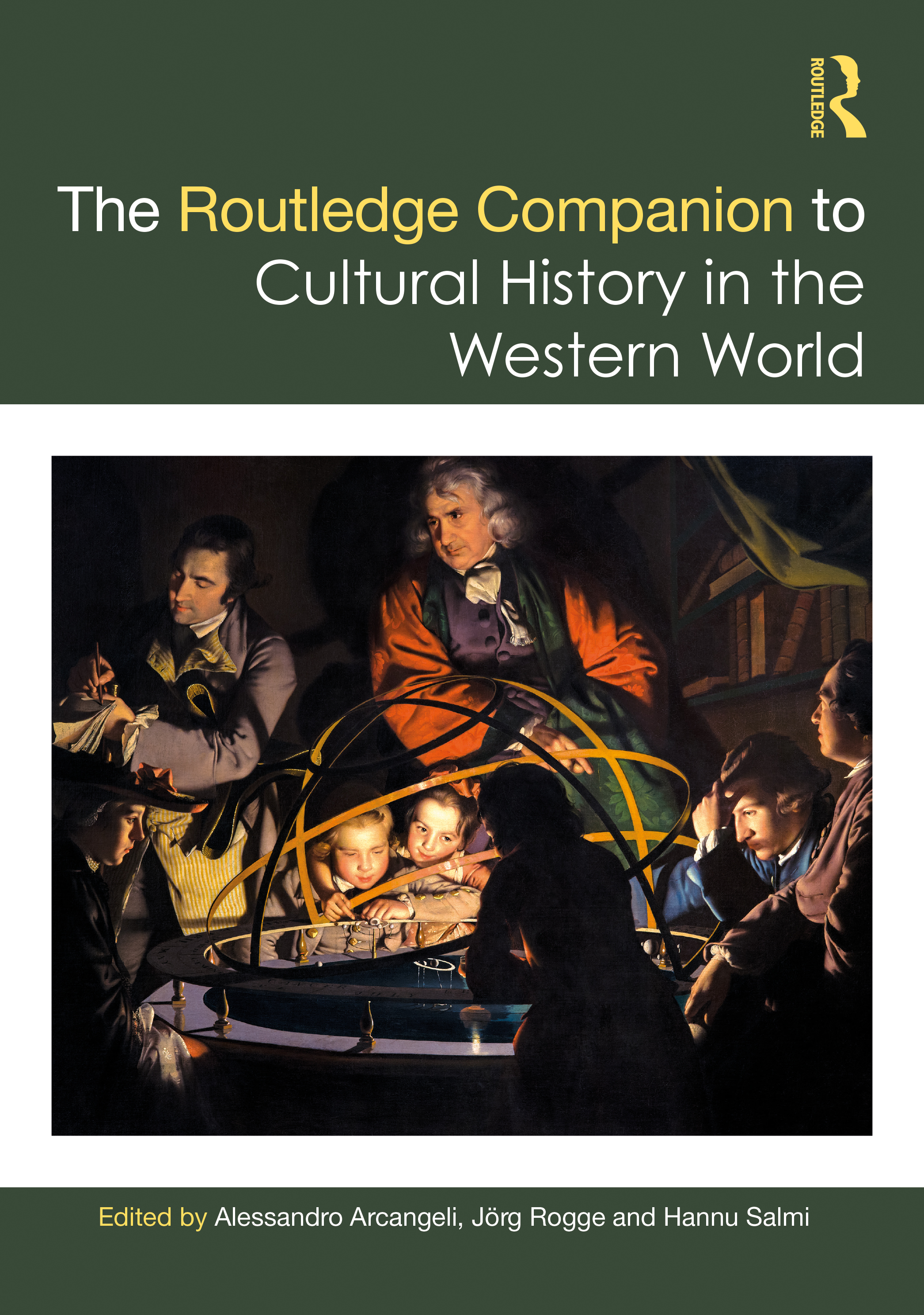 The Routledge Companion to Cultural History in the Western World book cover