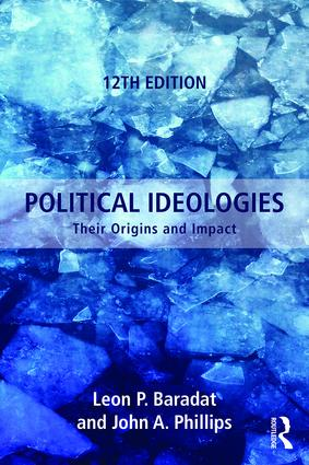 Political Ideologies: Their Origins and Impact, 12th Edition (Paperback) book cover