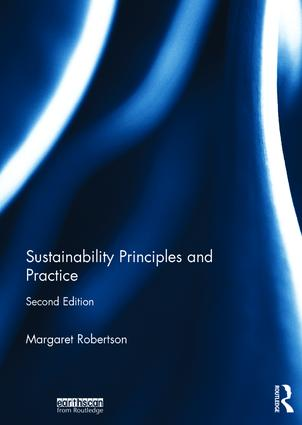 Sustainability Principles and Practice book cover