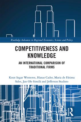 Competitiveness and Knowledge: An International Comparison of Traditional Firms book cover