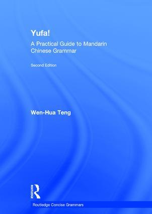 Yufa! A Practical Guide to Mandarin Chinese Grammar book cover