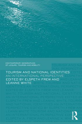 Tourism and National Identities: An international perspective book cover