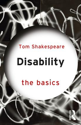 Disability: The Basics, 1st Edition (Paperback) book cover