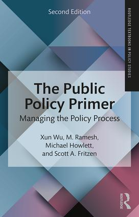 The Public Policy Primer: Managing the Policy Process book cover