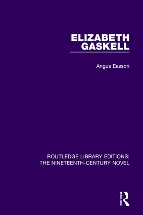 Elizabeth Gaskell book cover