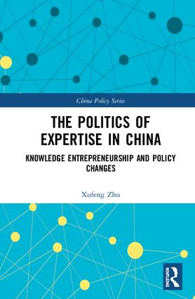 The Politics of Expertise in China book cover
