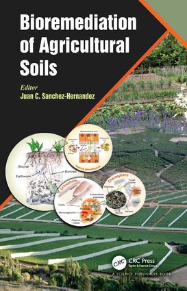 Bioremediation of Agricultural Soils: 1st Edition (Hardback) book cover
