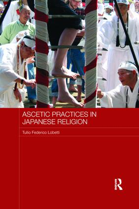 Ascetic Practices in Japanese Religion book cover