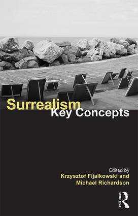 Surrealism: Key Concepts book cover