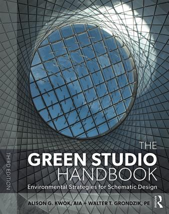 The Green Studio Handbook: Environmental Strategies for Schematic Design book cover