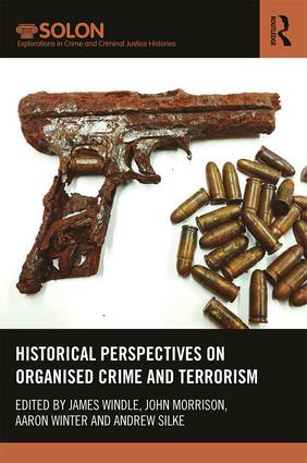 Historical Perspectives on Organized Crime and Terrorism book cover