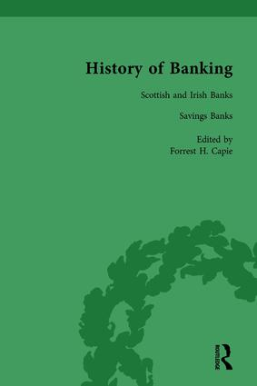 The History of Banking I, 1650-1850 Vol V: 1st Edition (Hardback) book cover
