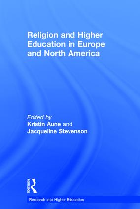 Religion and Higher Education in Europe and North America
