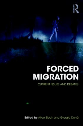 Forced Migration: Current Issues and Debates, 1st Edition (Paperback) book cover