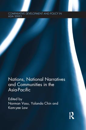Nations, National Narratives and Communities in the Asia-Pacific: 1st Edition (Paperback) book cover