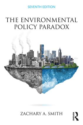 The Environmental Policy Paradox book cover