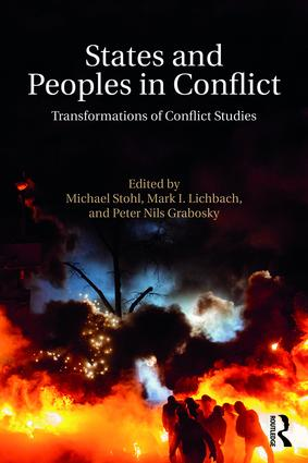 States and Peoples in Conflict: Transformations of Conflict Studies, 1st Edition (Paperback) book cover