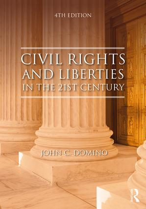 Civil Rights and Liberties in the 21st Century book cover