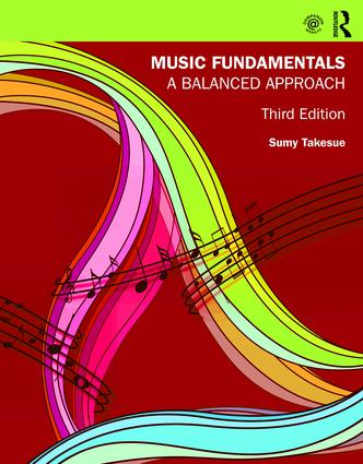 Music Fundamentals: A Balanced Approach, 3rd Edition (Paperback) book cover