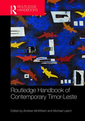 Routledge Handbook of Contemporary Timor-Leste book cover