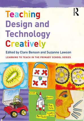 Teaching Design and Technology Creatively book cover