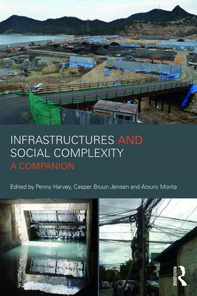 Infrastructures and Social Complexity: A Companion, 1st Edition (Hardback) book cover