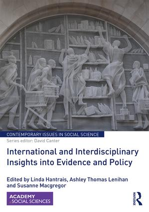 International and Interdisciplinary Insights into Evidence and Policy book cover
