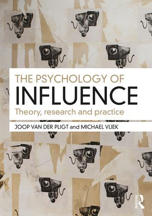 The Psychology of Influence: Theory, research and practice book cover