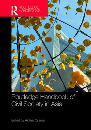 Routledge Handbook of Civil Society in Asia book cover