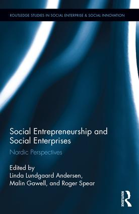 Social Entrepreneurship and Social Enterprises: Nordic Perspectives (Hardback) book cover