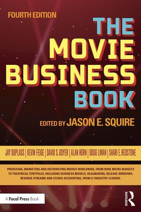 The Movie Business Book: 4th Edition (Paperback) book cover