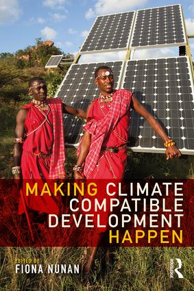 Making Climate Compatible Development Happen (Paperback) book cover