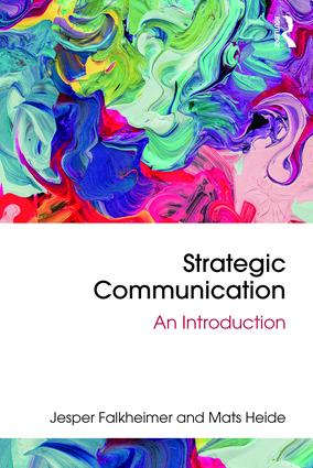 Strategic Communication: An Introduction book cover