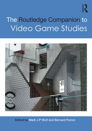The Routledge Companion to Video Game Studies (Paperback) book cover
