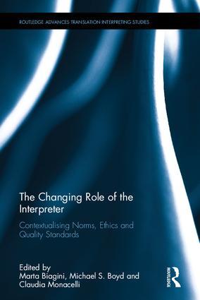 Interpreting as a Postmodern Profession