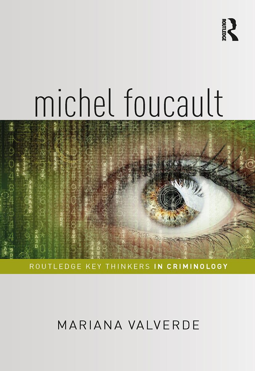 Michel Foucault (Hardback) book cover