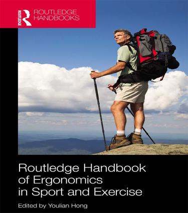 Routledge Handbook of Ergonomics in Sport and Exercise book cover