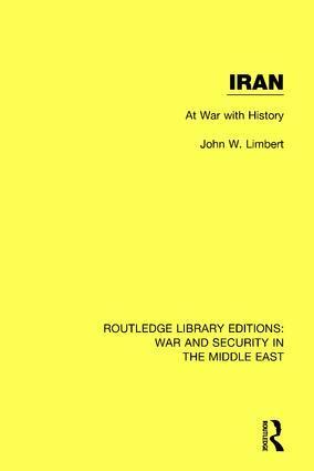 Iran: At War With History book cover