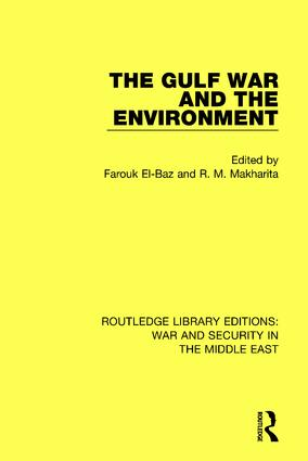 The Gulf War and the Environment book cover