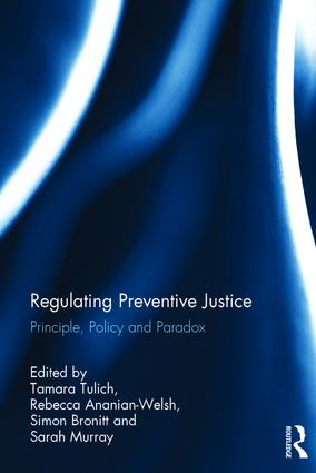 Protection seekers and preventive justice