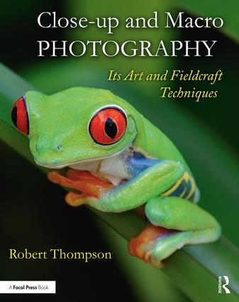 Close-up and Macro Photography: Its Art and Fieldcraft Techniques book cover