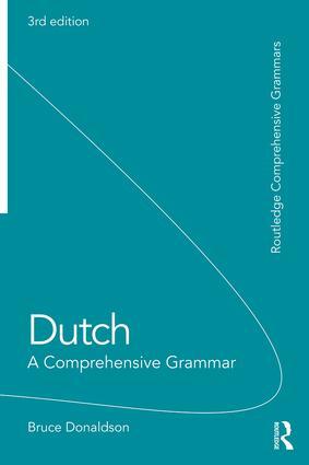 Dutch: A Comprehensive Grammar book cover