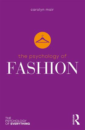 The Psychology of Fashion book cover
