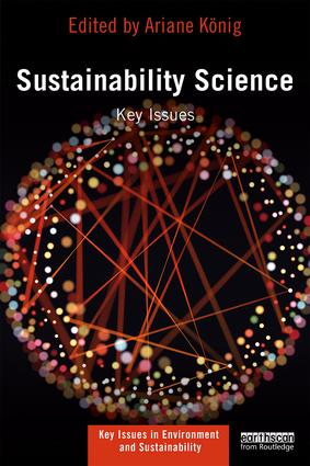 Sustainability Science: Key Issues book cover