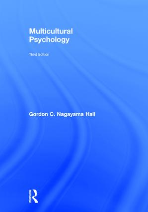 Multicultural Psychology: Third Edition, 3rd Edition (Hardback) book cover